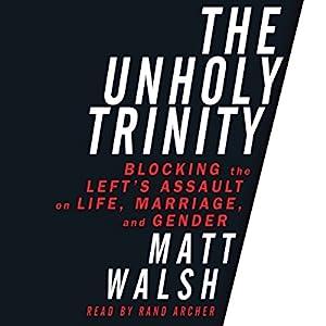 The Unholy Trinity Audiobook