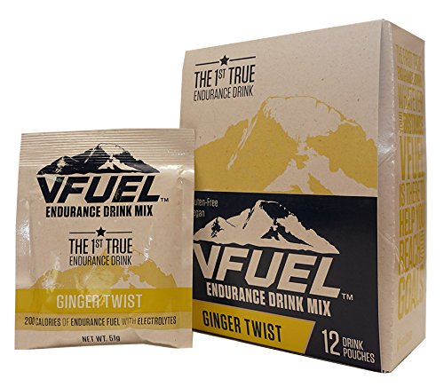 VFuel Endurance Drink Mix (Ginger Twist)