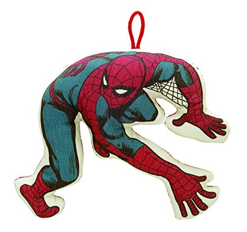 Sekiguchi MARVEL Vintage Art Doll Spider-Man Plush Toy by Sekiguchi
