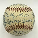 The Finest 1964 Yankees Team Signed Baseball Mickey Mantle Maris Mint 9 - PSA/DNA Certified - Autographed Baseballs