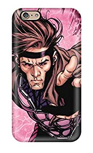 BenjaminHrez LIFwjYn1818wLhsx Case Cover Skin For Iphone 6 (gambit Throwing Cards)