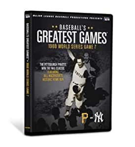 Baseball's Greatest Games: 1960 World Series Game 7