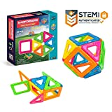 Magformers 63001 Creator Neon Color Set (14-Pieces)