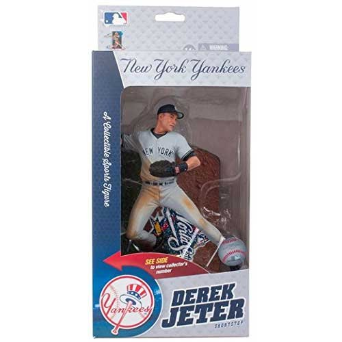 Derek Jeter (New York Yankees) 1998 World Series Commemorative MLB McFarlane #/3000
