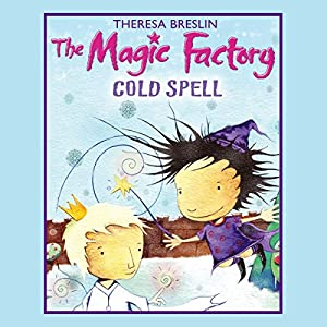 The Magic Factory Audiobook
