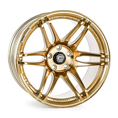 (Cosmis Racing Wheels MRII (Hyper Bronze): 15x9 Wheel Size, 4x100 mm Lug Pattern, 67.1mm Hub Bore, 30mm Off Set.)