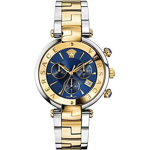 Ladies Versace Reve y Revive Chrono Cronógrafo Reloj vaj180017: Amazon.es: Relojes