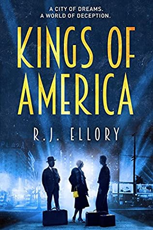book cover of Kings of America