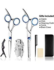 Hair Cutting Scissors/Thinning Shears/Professional Barber...