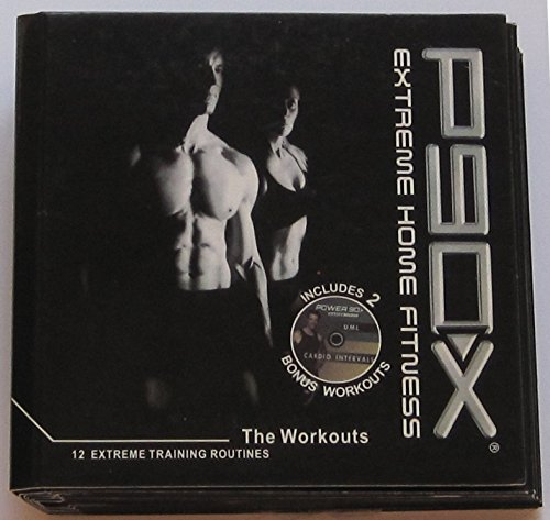 P90X DVD Workout 12 Extreme Training Routines