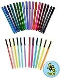 30 Pack of Every Le Pen Color (Le Pens + Fridge Magnet) Authentic Uchida of America LE PENS