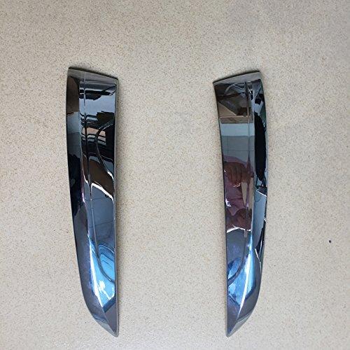 Ltd HIGH FLYING Rear View Door Outer Mirror Cover Decor Trim ABS Chrome 4pcs For Mazda CX-9 2017 2018 CX-5 2018 YUZHONGTIAN Auto Trims Co