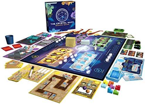 Juego de Mesa The Crystal Maze: Amazon.es: Juguetes y juegos