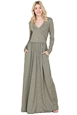 cecb7cb77f24 Floral Maxi Dress at Amazon Women's Clothing store: