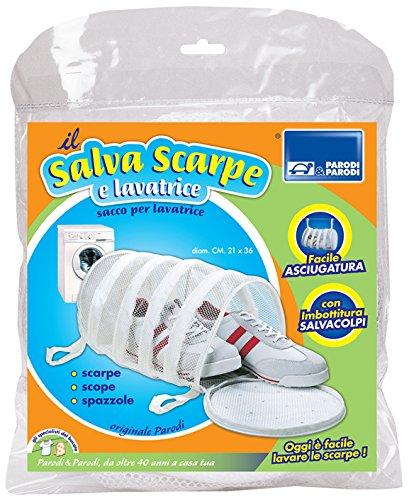 Parodi&Parodi salva scarpe e lavatrice, art. 165, sacco rete ...