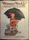 img - for Woman's Weekly: The Magazine of Service, vol. V (5), no. 3 (September 10, 1921) (Stars of the School World) book / textbook / text book