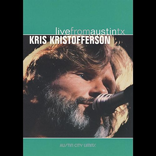 DVD : Kris Kristofferson - Live From Austin, Texas (DVD)