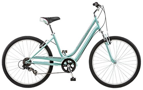 Schwinn Women's Suburban Bike, 26-Inch, Mint Pacific Cycle (Over-Boxed Product)