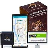 vyncs Premium: sin Cuotas Mensuales Connected Car OBD 3G Vehicle GPS Tracking, Teen la seguridad del conductor, coche, el consumo de combustible, la emisión, asistencia en carretera de salud y Start vpobdgps1remoto opcional