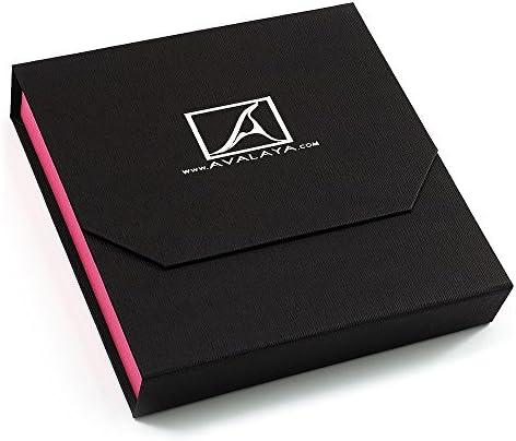 Gran-Caja para regalo y cierre con tapa imantada Avalaya: Amazon ...