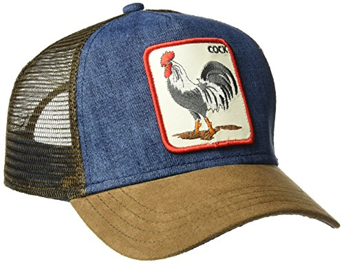 8fd6564d Goorin Bros. Men's Animal Farm Snap Back Trucker Hat, - Import It All
