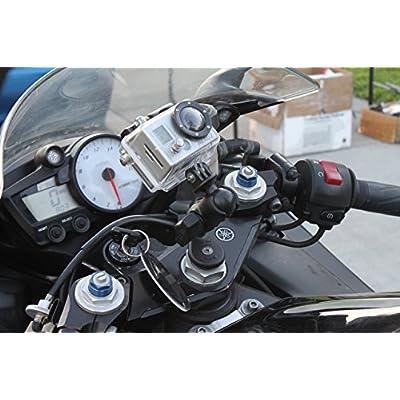 RAM Motorcycle Fork Stem Ball Base
