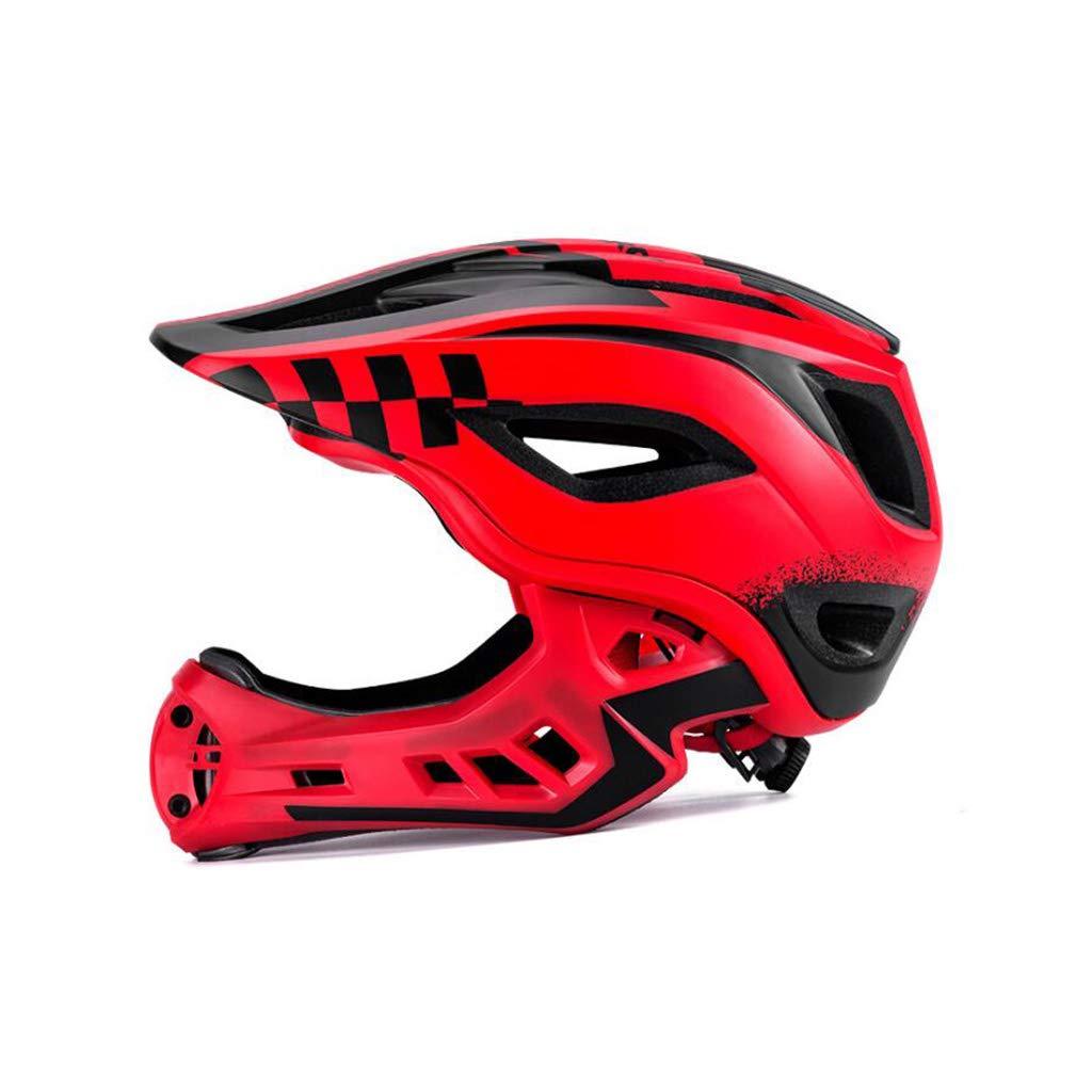 お買い得モデル ヘルメット 子供用自転車ヘルメット ヘルメット、子供用自転車フルヘルメットハーフヘルメット調節可能な軽量自転車レーシング安全キャップ Medium B07PVG4NHX 赤 B07PVG4NHX Medium Medium 赤, ゴルフのセレクトショップ SERENO:dfa3c3e5 --- a0267596.xsph.ru
