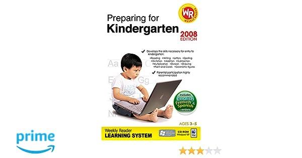 Amazon.com: Weekly Reader Preparing for Kindergarten