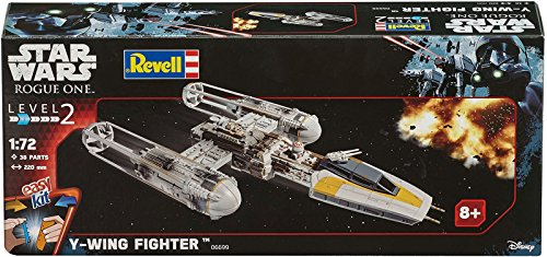 Revell Star Wars Rogue One Y-wing Easykit