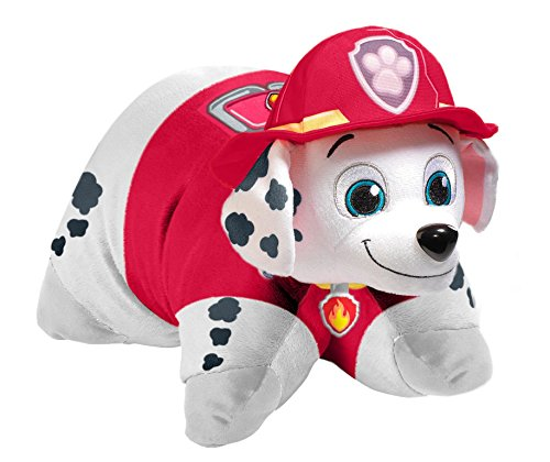 "Pillow Pets Nickelodeon Paw Patrol, Marshall Dalmatian, 16"" Stuffed Animal Plush Toy"