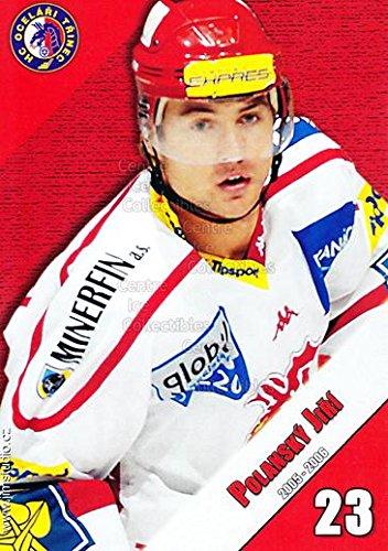 fan products of (CI) Jiri Polansky Hockey Card 2005-06 Czech HC Ocelari Trinec Postcards 11 Jiri Polansky