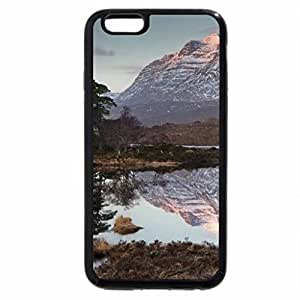 iPhone 6S / iPhone 6 Case (Black) loch clair, scotland