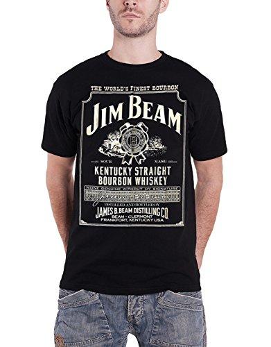 Jim Beam Label - 4