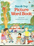 See and Say Picture Word Book, Jane Salt, 0679800999