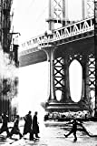 Once Upon A Time In America Bridge Art 18x24 Poster