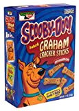 Scooby-Doo! Baked Graham Cracker Sticks Boxes, Cinnamon, 11 Ounce