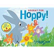 Hooray for Hoppy!: A First Book about the Five Senses