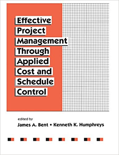Amazon com: Effective Project Management Through Applied Cost and