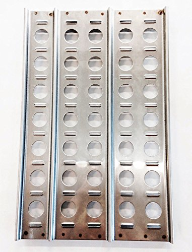 """Lynx Gas Grill Factory OEM Replacement Stainless Center Briquette Grate12.5"""" x 19.5"""" 80645"""