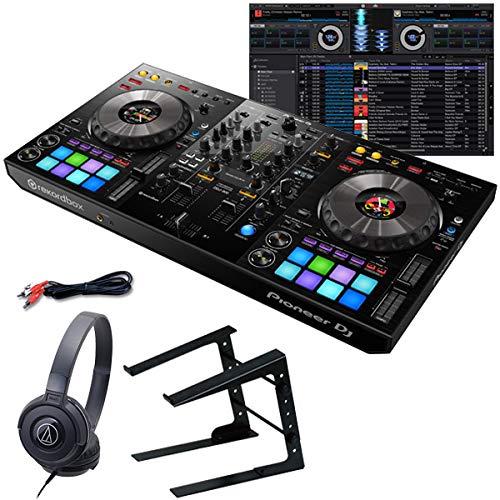 Pioneer DJ パイオニア 2chパフォーマンスDJコントローラー DDJ-800 デジタルDJスタートセットD   B07SZ8H7RD