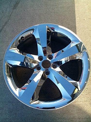 20 Inch 11 14 Dodge Challenger Charger Oem Chrome Clad Wheel Rim 2424 2411