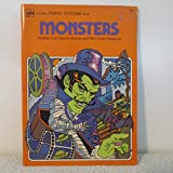 img - for Monsters: Fiendish Facts, Quivery Quizzes and Other Grisly Goings-on book / textbook / text book
