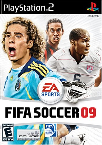 fan products of FIFA Soccer 09 - PlayStation 2