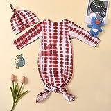 Newborn Infant Baby Girl Boy Gowns Sleeping Bag