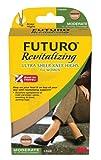 Futuro Moderate (8-15 mm/Hg) Ultra Sheer Knee Highs, Nude