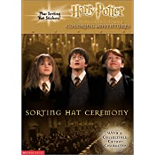 Harry Potter and the Sorcerer's Stone Coloring Adventures: The Sorting Hat Ceremony