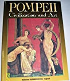 img - for POMPEII Civilization and Art book / textbook / text book