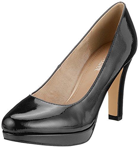 22410 Con oliver Donna Patent Scarpe Nero S Tacco black Uqw5vnvF