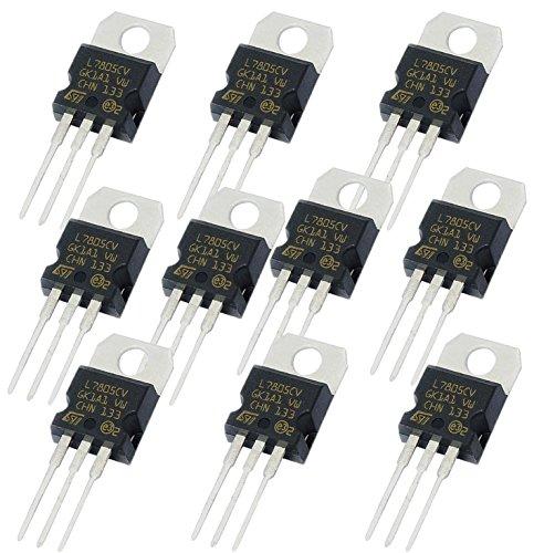 L78S05   Voltage Regulator With Overload Protection  5V 2A ....Lot of 2....