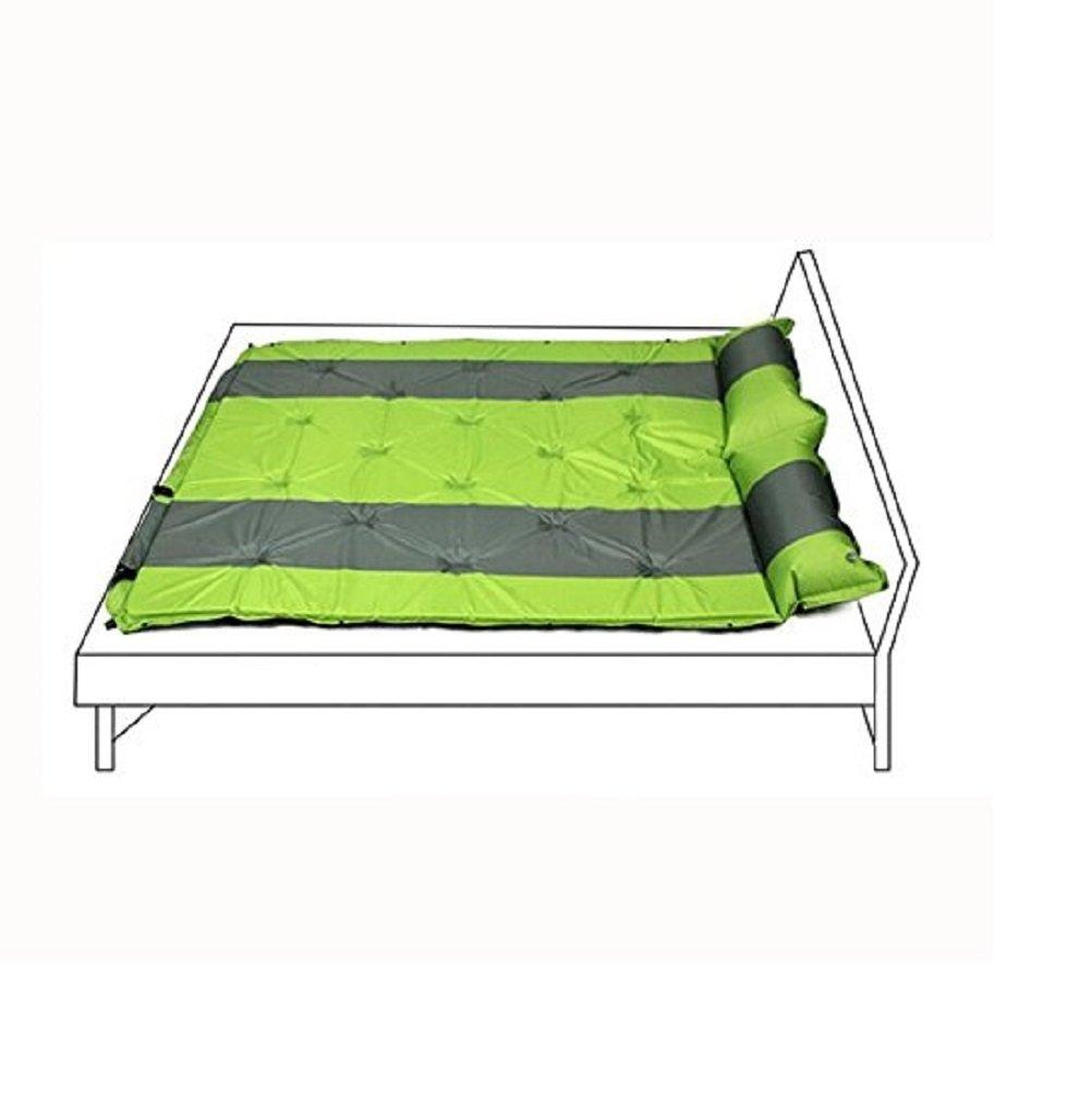 Woyao13deng LUFTMATRATZE FÜR AUTOFAHRTEN/Aufblasbares Bett des SUV-Autos/automatische aufblasbare Auflage/aufblasbares Bett des Autos aufblasbares Bettbewegungsbett des Autos / 192  132cm